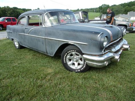 1956 Pontiac Parts For Sale 1956 Pontiac 2 Door V8 Auto 56 Antique Ratrod Classic