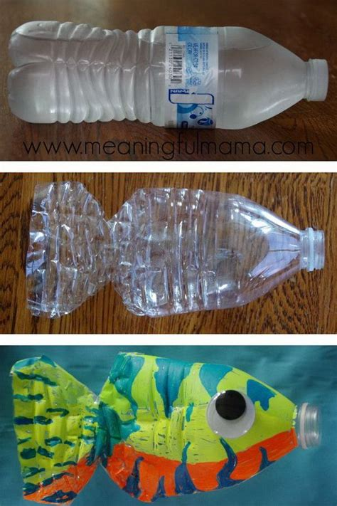 plastic crafts projects 20 cool plastic bottle recycling projects for