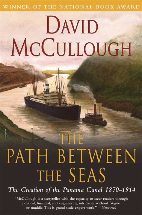 the path of the books the path between the seas by david mccullough read