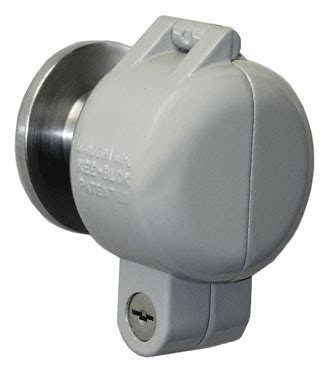 Door Knob Safety Lock by Kee Blok A100 Kd