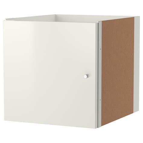 panels for ikea furniture kallax insert with door high gloss white 33x33 cm ikea