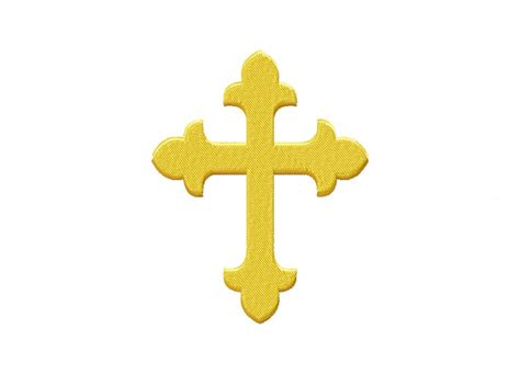 embroidery design cross holy cross machine embroidery design