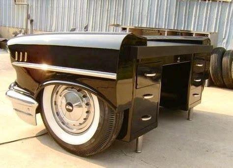 Car Desk by Car Front End Desk Ideas Desks Chevy