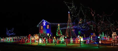 plymouthlights com christmas at the fischer s place