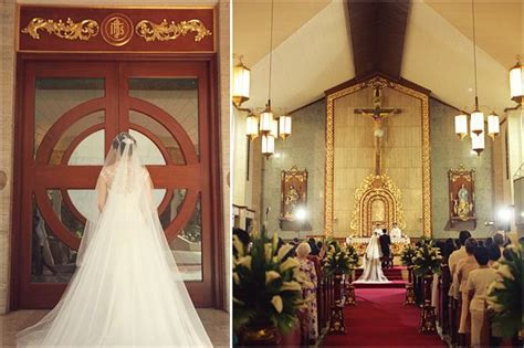 simple church wedding ceremony philippines 38 best images about church and reception on gardens the philippines and church