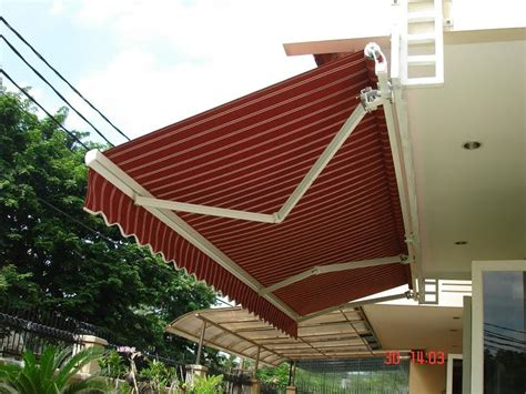 sell canopy sunbrella fabric from indonesia by sejahtera tenda payung taman cheap price