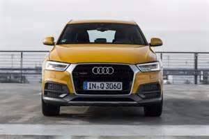 Audi Q3 Technical Specifications Audi Q3 Reviews News Test Drives Complete Car