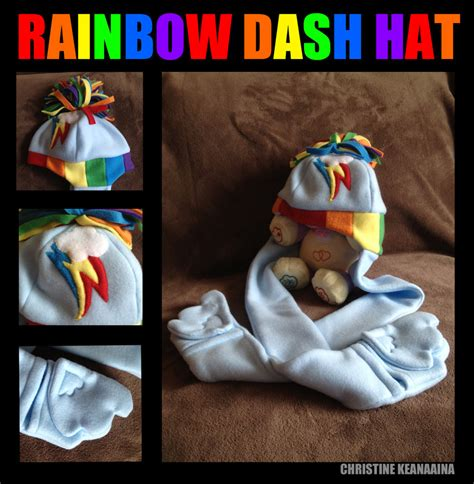 Cooler Bag Rainbow 2 rainbow dash 20 cooler hat by kurisuchink on deviantart