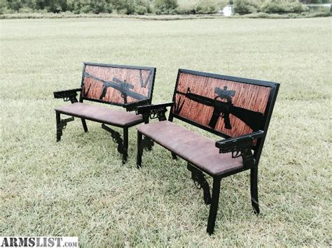 porch benches for sale armslist for sale 2nd amendment porch benches custom