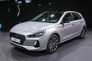 Hyundai I30 All New Hyundai I30 On Sale From 163 16 995 This March Autocar