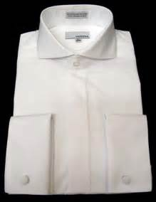 modena cutaway collar french cuff dress shirt j