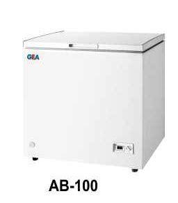 Freezer Daging chest freezer kapasitas 100 liter untuk simpan daging beku