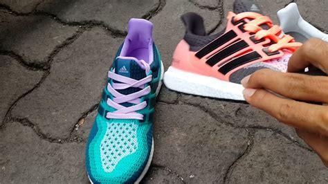 Sepatu Sneaker Pria Olahraga Adidas Ultra Boost adidas ultra boost running shoes line sepatu