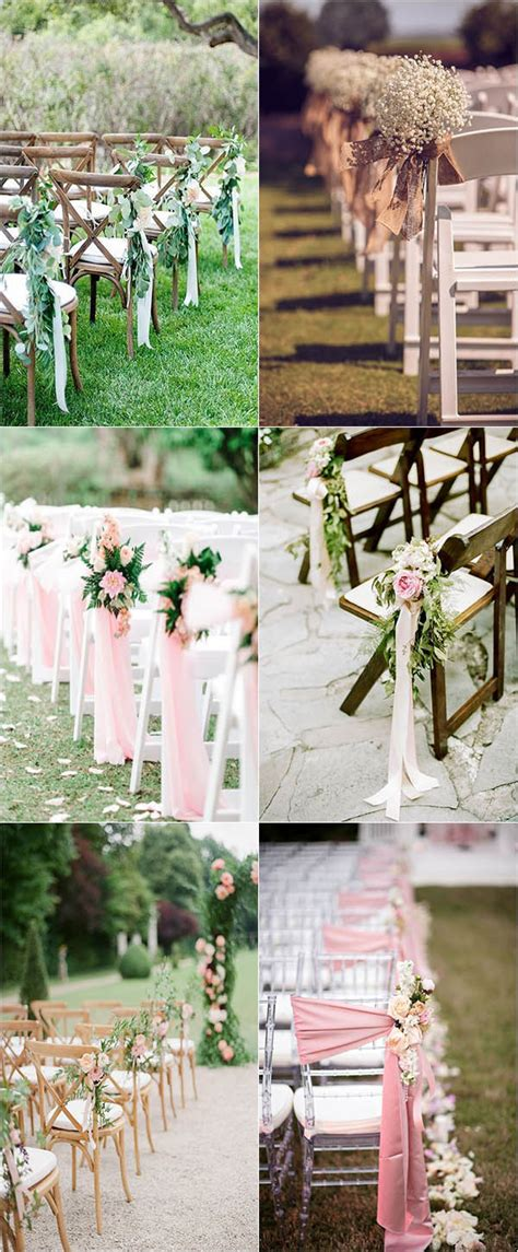 outdoor wedding aisle ideas 2 outdoor wedding aisle decoration ideas to