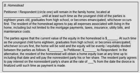 Family Residence Equity Buyout Vs Cash Out Refinance Ncrc Equity Buyout Agreement Template