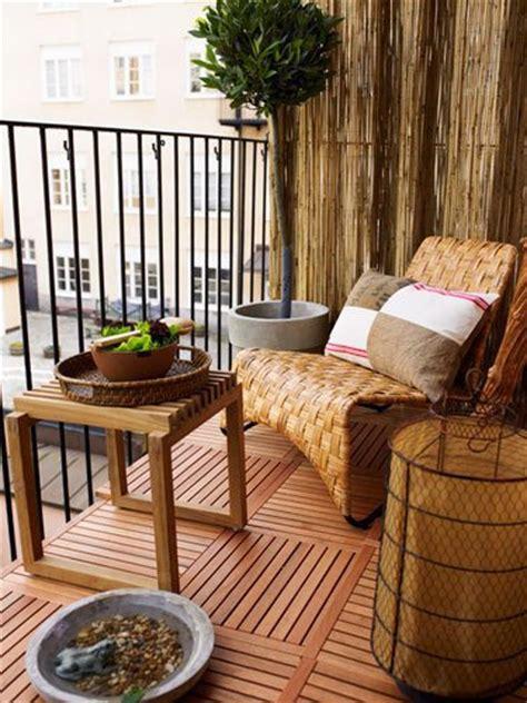 kreative wandlen balkon ideen interessante einrichtungsideen kleiner