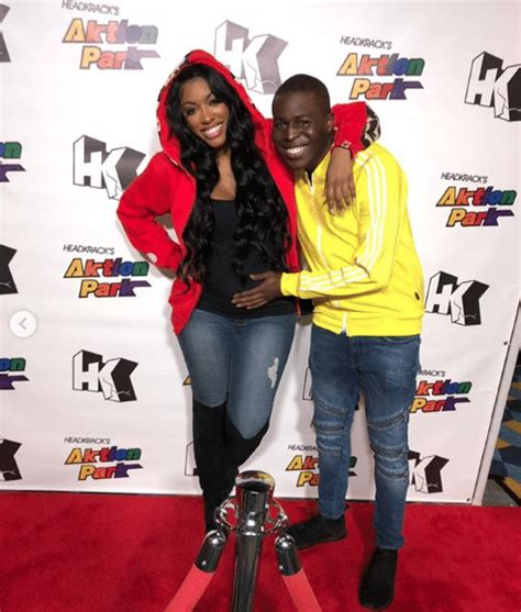 porsha williams twitter page anxious fans warn porsha williams about the dangers of