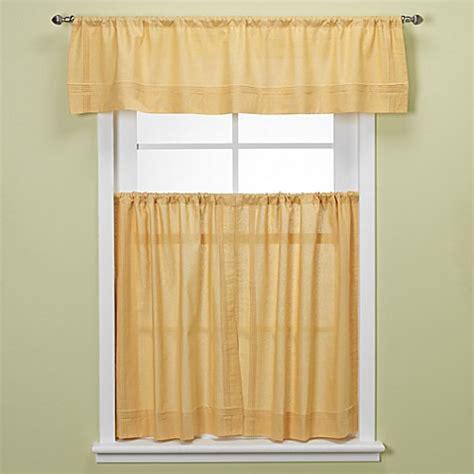 yellow bathroom window curtains maison kitchen window curtain tiers yellow bed bath