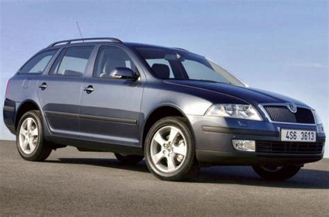 skoda octavia station wagon photos and comments www