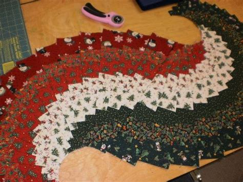 Spicy Spiral Table Runner Quilt Pattern by More Spicy Spiral Table Runners