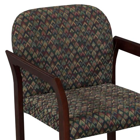 multi colored armchair annillund armchair multicolored multi colored