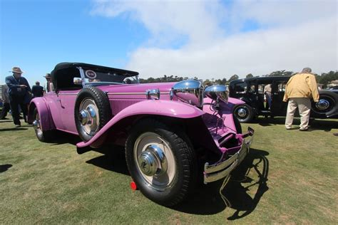 Wie Sieht Das Teuerste Auto Der Welt Aus by Pebble Concours D Elegance Classic Driving News