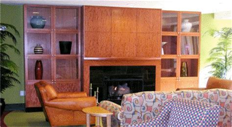 Handcrafted And Gallery - custom made wood furniture home entertainment centers and