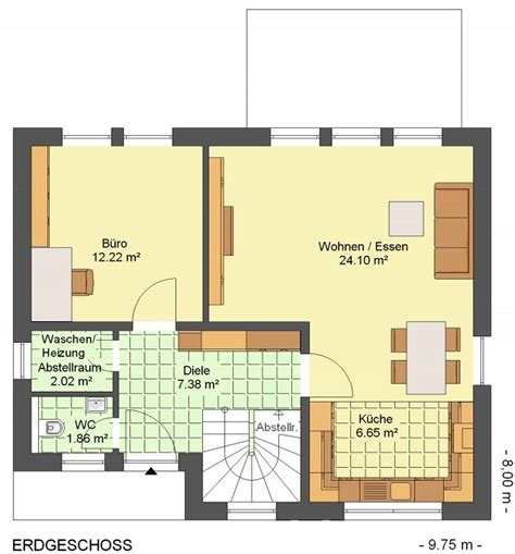 Grundriss Haus 5 Schlafzimmer by Kowalski Haus Arta 128