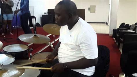 thina zungu thina zungu playing drums youtube