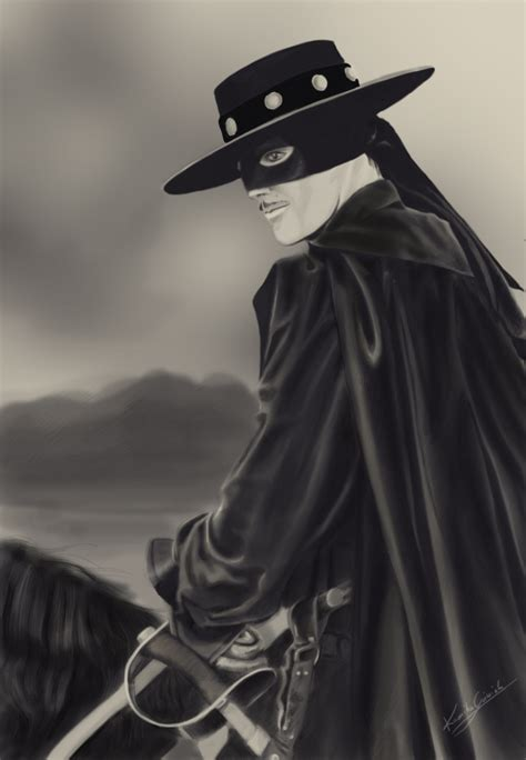 zorro painting zorro by virtuaangel on deviantart