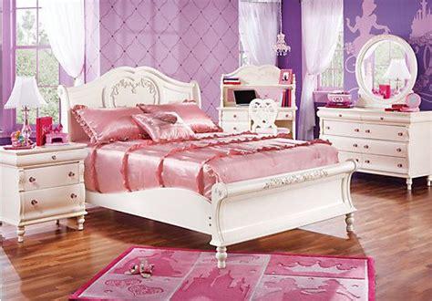 disney princess sleigh bedroom set shop for a disney princess pearl 5 pc twin sleigh bedroom