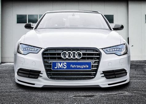 Audi A6 Tuning Shop by Frontlippe Jms Exclusiv Line Audi A6 4g Jms