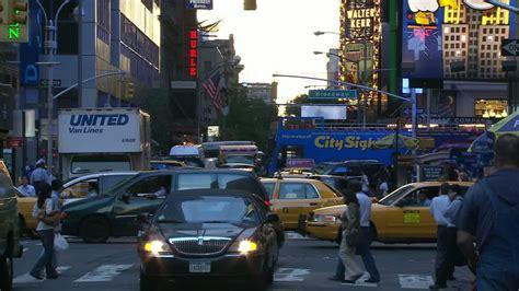 imagenes de la vida urbana vida urbana times square manhattan hd stock video
