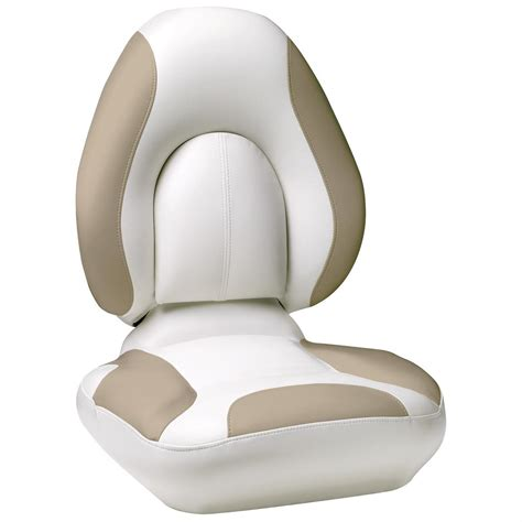 white boat seats attwood 174 centric sas boat seat bright white base color