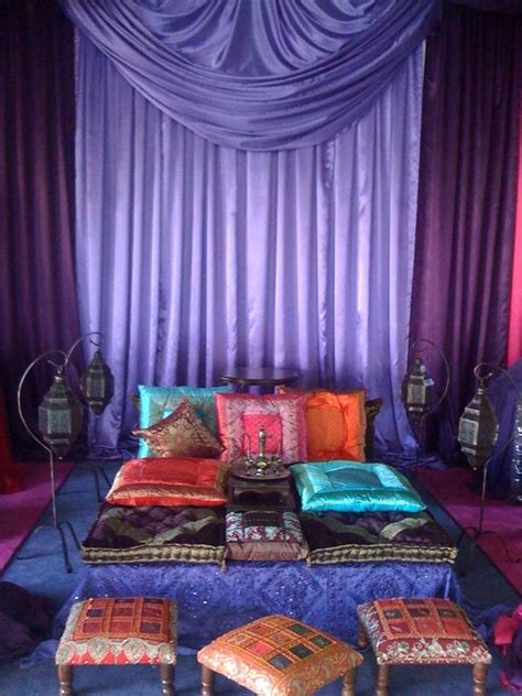 arabian nights theme decor and furniture rentals www