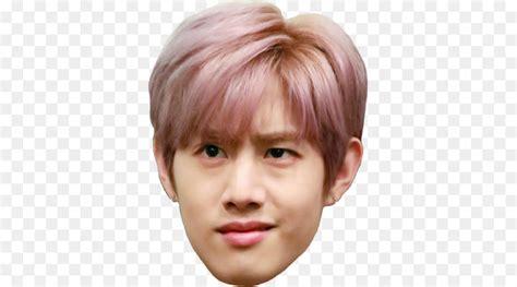 mark tuan   pop face kpop png