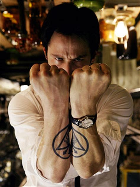 keanu reeves tattoos designs
