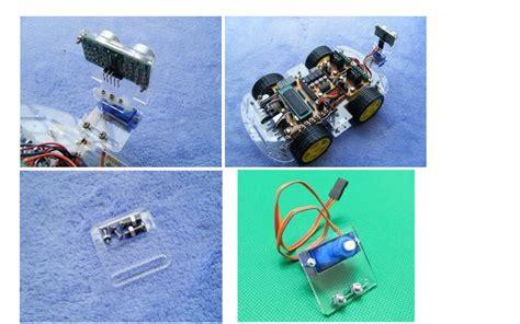 Produk Sg90 Servo Motor Bracket sg90 servo motor bracket sg90 9g bracket support for arduino raspberry free shipping dealextreme