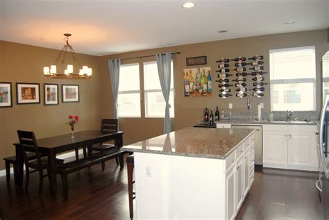 open floor plan kitchen and living room open floor plan floors dining room kitchen living house