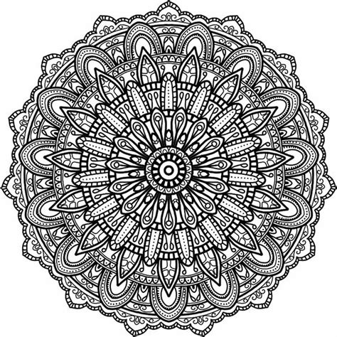 mandala coloring book markers 1000 images about mandala coloring on mandala