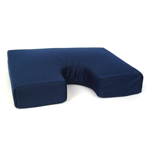 bariatric office chair cushion bariatric coccyx gel cushion al 82941 alco sales