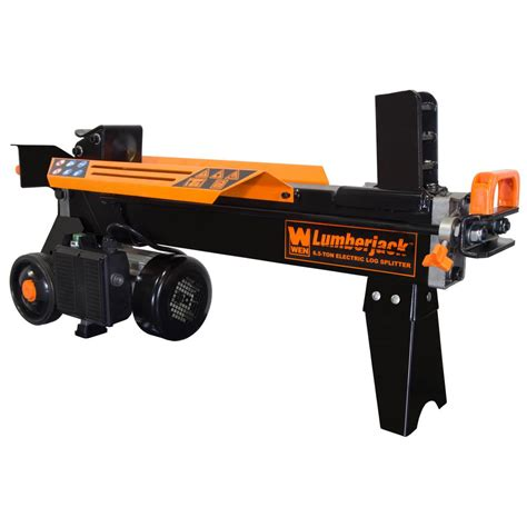 electric log splitter price compare