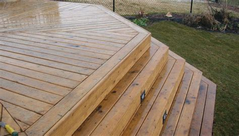 woodworking services dynamic landscaping ltd services offering