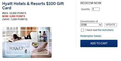 Hyatt Gift Card Discount - discounted hyatt gift cards for amex platinum cardholders