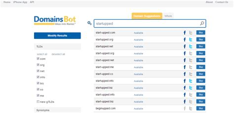 tools    buy  perfect domain  sitepoint
