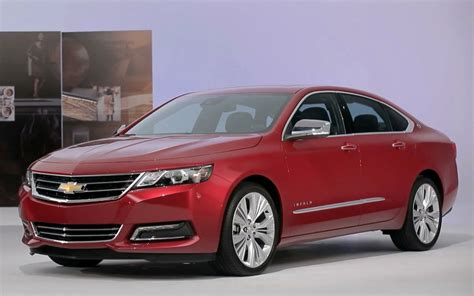 2014 chevy impala chat front three quarters photo 9