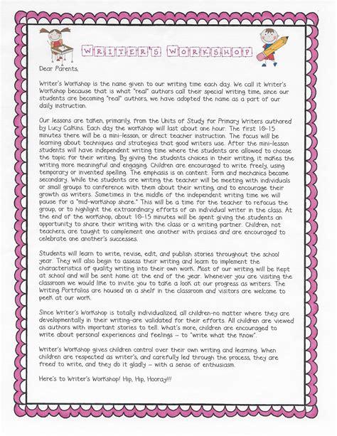 Quizlet Parent Letter Rankin Genita Writing Units