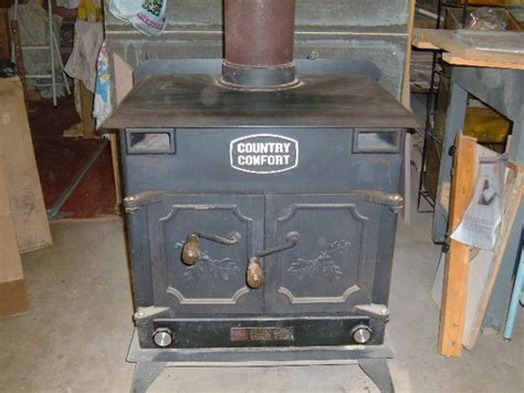 country comfort wood stove country comfort freestanding woodstove