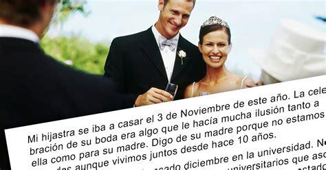 padrastro coge con su hija pesoglobalcom padrastro cancela la financiaci 243 n de la boda de su hija en