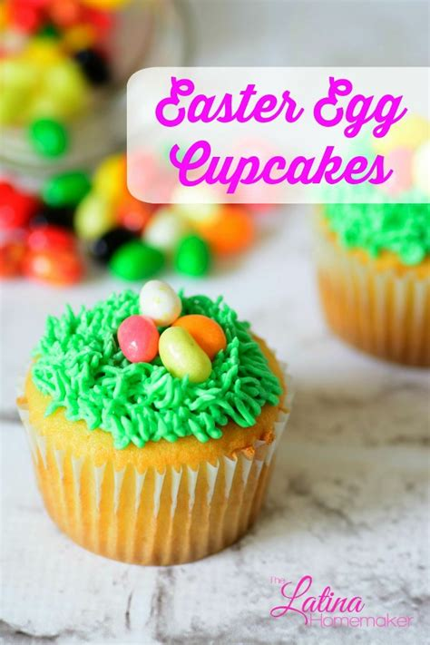 Traditional Home Christmas Decorating Ideas Easy Easter Egg Cupcakes